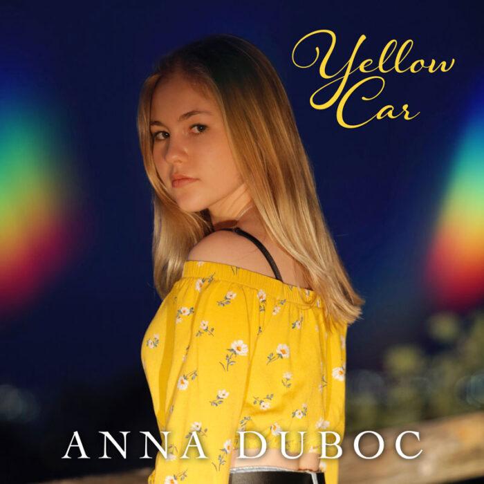 Yellow Car Anna Duboc